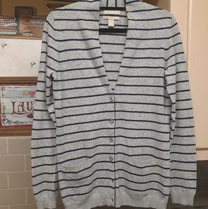 BANANA REPUBLIC | Longsleeve Buttonup Sweater